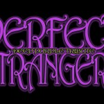 perfect strangers logo on black