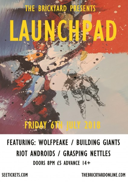 Launchpad July 18 smaller