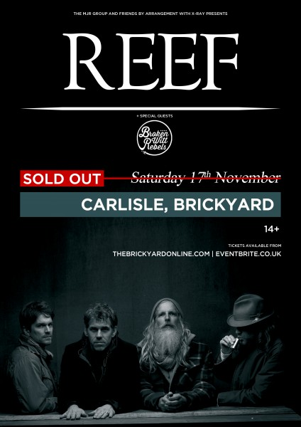 A3 Carlisle sold out